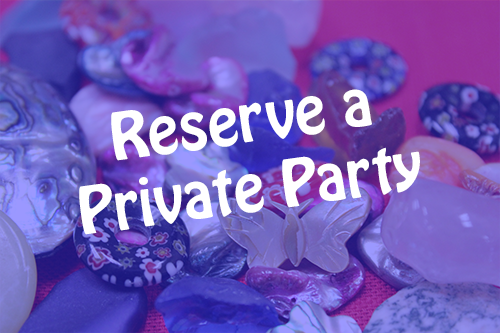 Private Party store logo
