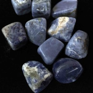 Tumbled Sodalite (large)