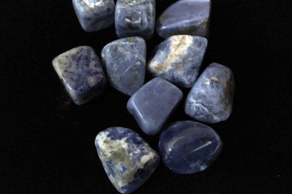Tumbled Sodalite (large)