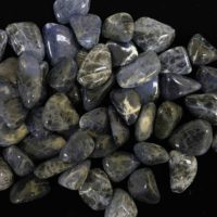 Tumbled sodalite (small)
