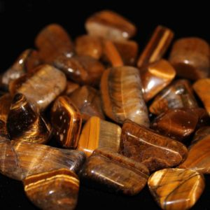 Tumbled Tiger Eye stontes