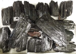 Black Tourmaline pieces for sale