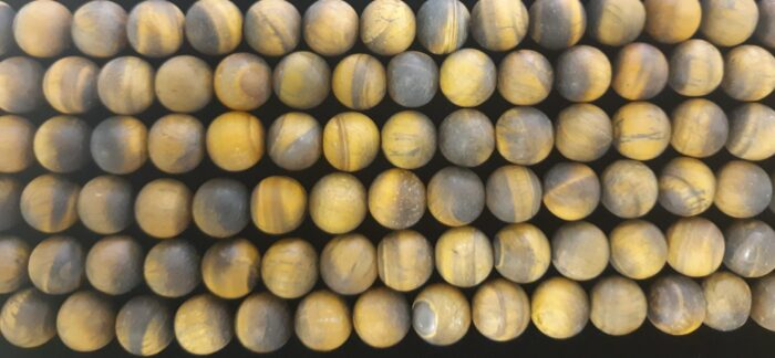 tiger eye 10mm round bead