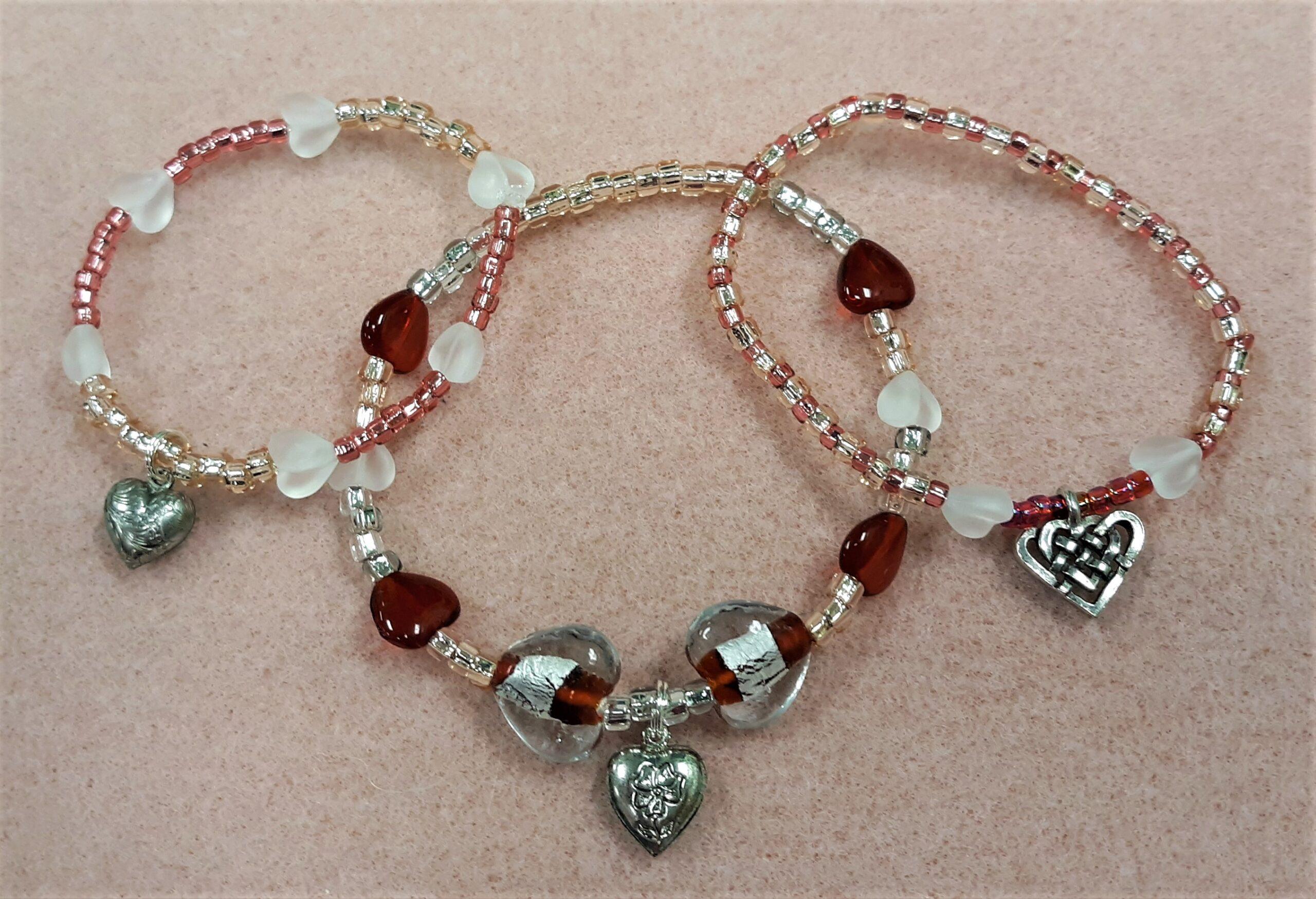 Valentines Day Bracelets